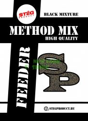Stég Product Method Mix Black Mixture 800gr