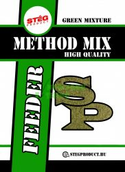 Stég Product Method Mix Green Mixture 800gr