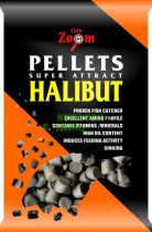 CZ 10kg 20mm Feeding Black Halibut Pellet furat nélkül