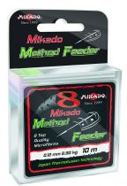 Mikado Method Feeder Braid 10m 0.08mm