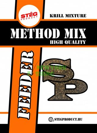 Stég Product Method Mix Krill Mixture 800gr