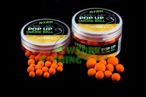 Stég Product Pop Up Smoke Ball 8-10mm HONEY 20gr