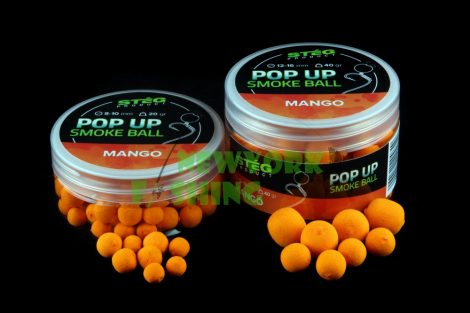 Stég Product Pop Up Smoke Ball 8-10mm MANGO 20gr (SP170938)